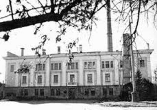 The First Electrical Power Plant