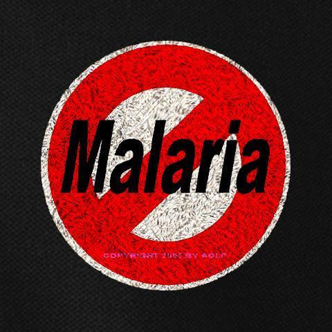 NO MALARIA!!
