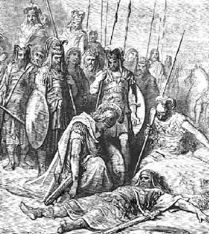 Death of Alexander the Great