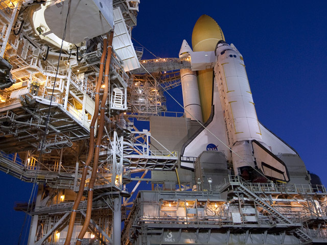 space shuttle discovery timeline - photo #6