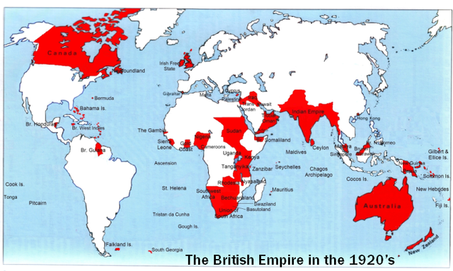 GB: From Empire to Commonwealth timeline | Timetoast timelines