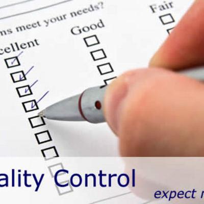 Control y Mejoramiento de la Calidad timeline