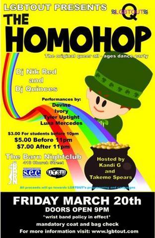 Homohop returns