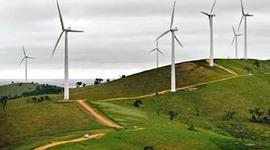 History of Wind Energy timeline