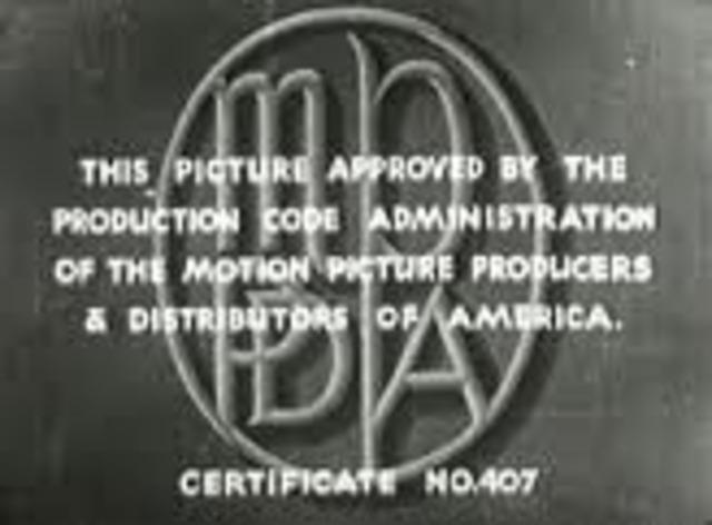 Hays (Production) Code