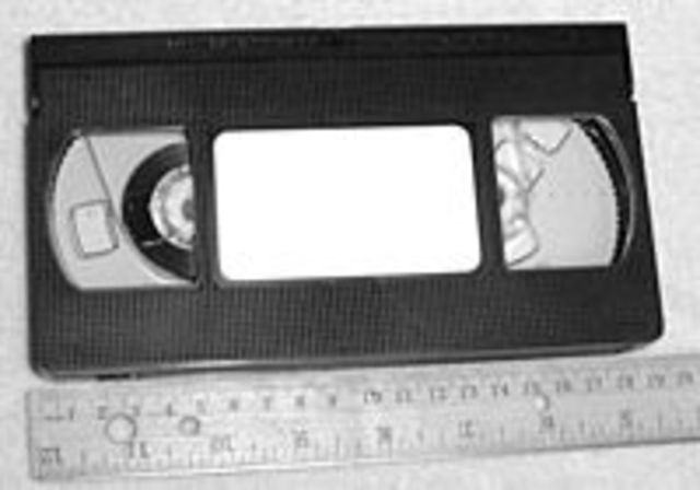 US receives its first VHS Based Device by Japan