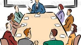 Meeting timeline