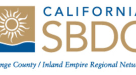 Orange County/Inland Empire SBDC Network Timeline