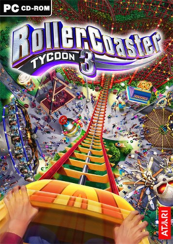 Roller Coaster Tycoon 3 is Released