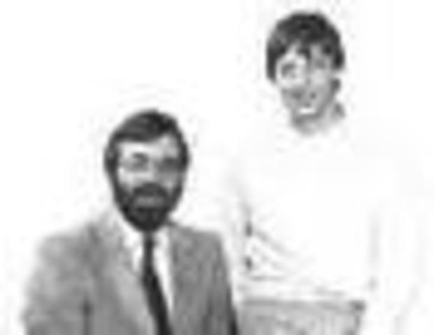 Bill Gates gets enrolled in Lakeside School