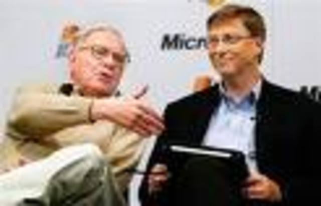 Bill Gates is the Youngest billionare in the world