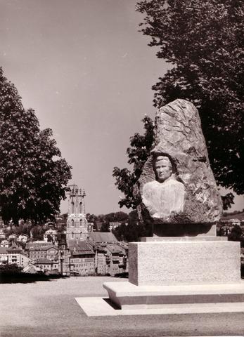 Statue de Jakob Probst