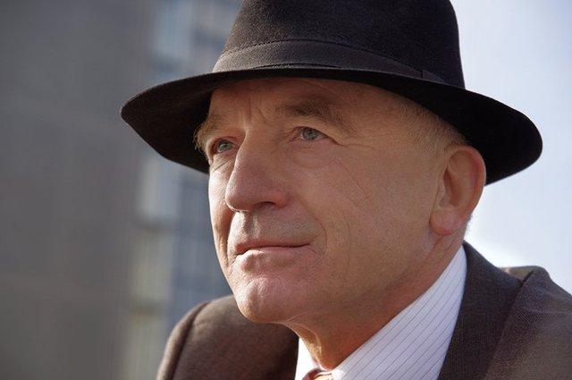 Daniel Le Scornet candidat