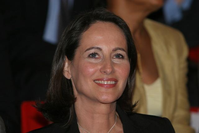 Ségolène Royal candidate
