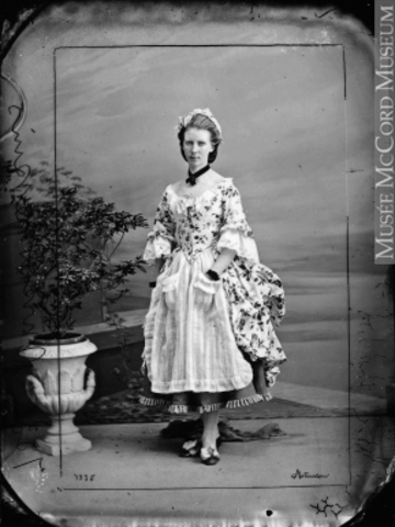 Frances Anne Hopkins