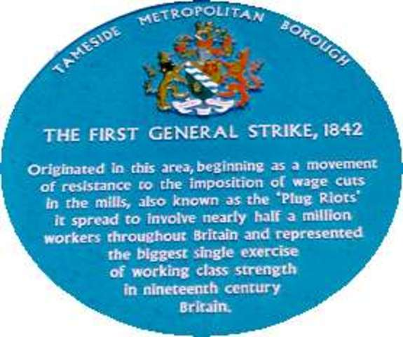 Part 1: The Chartist's General Strike