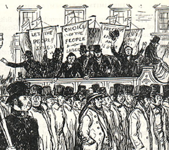 Part 2: The Chartist's General Strike Continued