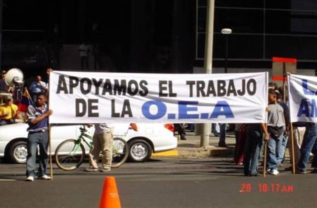 Misión Facilitadora en Venezuela