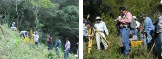 Frontera El Salvador y Honduras (2003-2004)