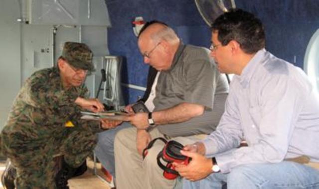 Misión de Buenos Oficios con Ecuador y Colombia