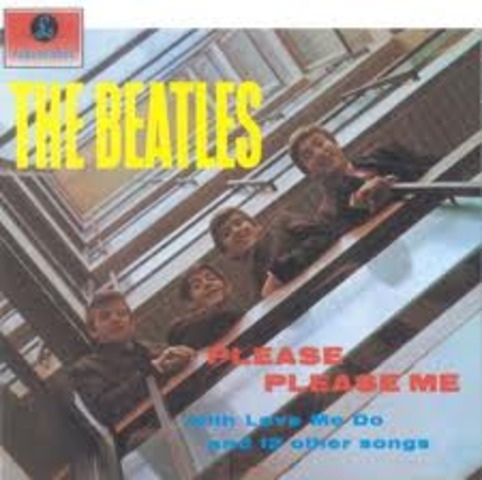 Please, please me was released