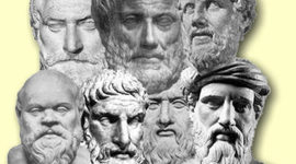 Linea de Tiempo, Etica y los Filosofos timeline