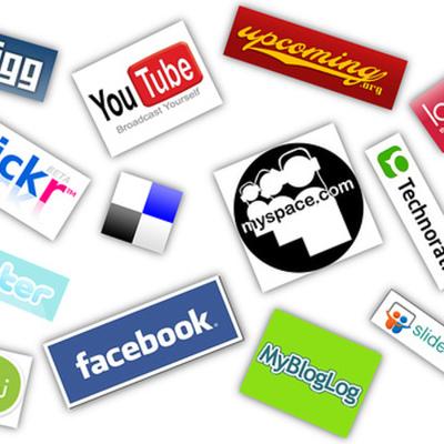 History of Social Networks timeline