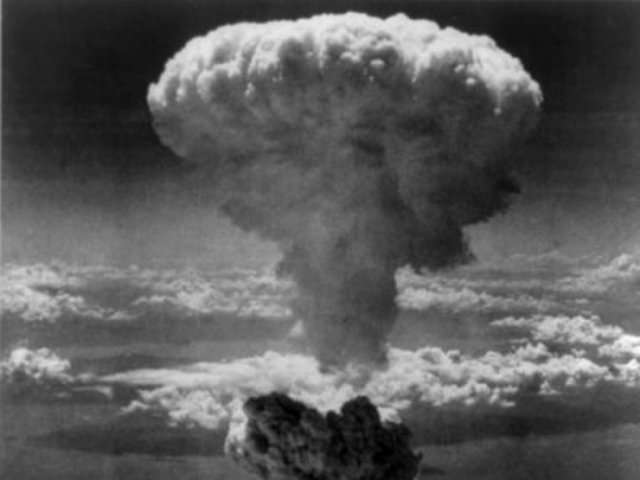 First Atomic Bombs Dropped on Japan