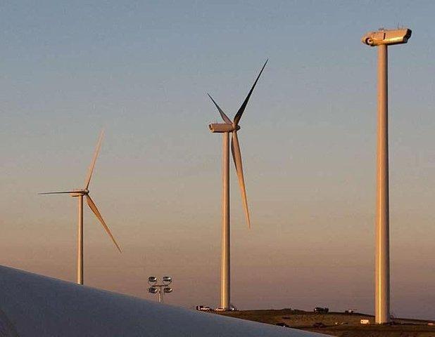 The 1st Megawatt Wind Turbine
