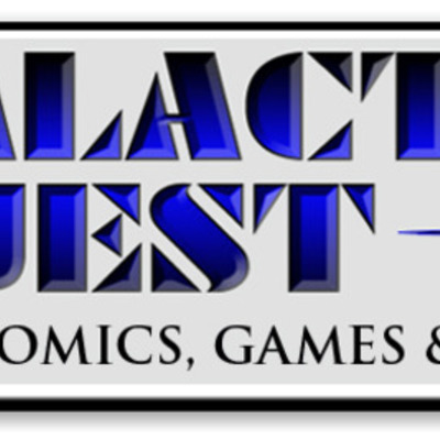Galactic Quest time line timeline