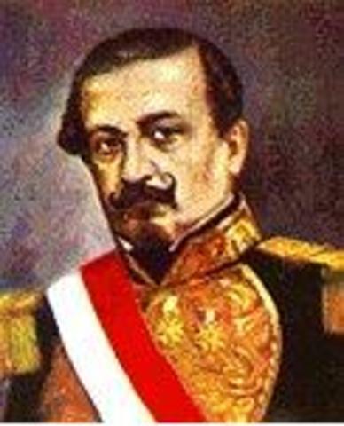Manuel Ignacio de Vivanco contra Gamarra