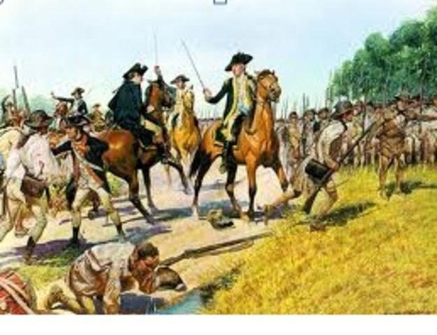 Batalla de Monmouth