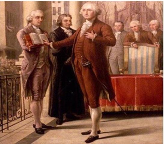 Primer Congreso de los Estados Unidos