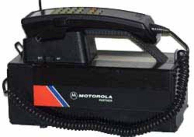 Mi primer Teléfono celular