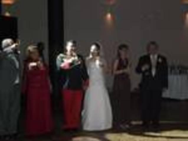 Casamiento por la Iglesia