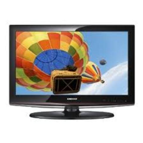 Mi televisión LCD Samsung
