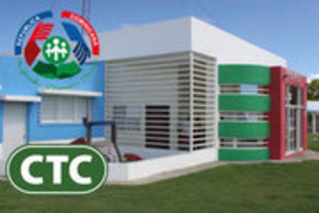 inauguración del CTC.