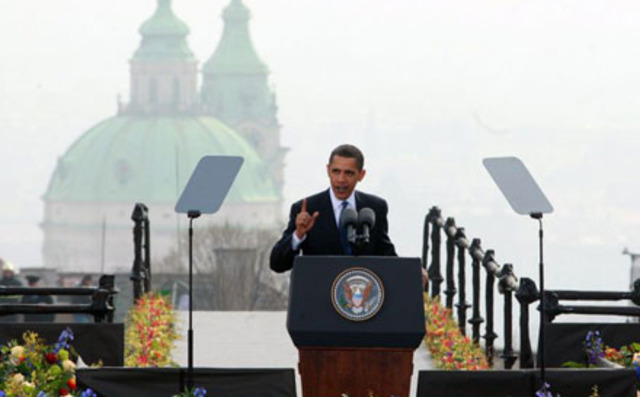 President Obama's Prague Speech