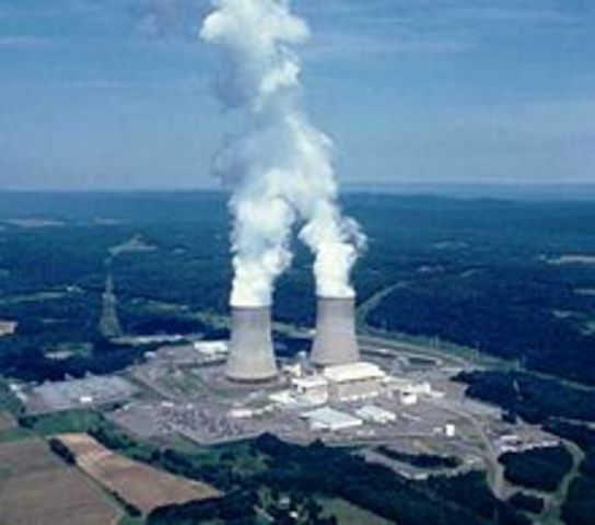 First Nuclear Power Plant is created