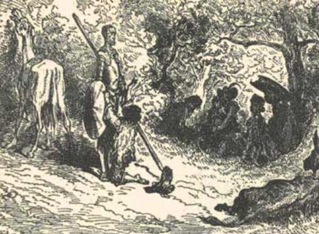 Engaño al Quijote