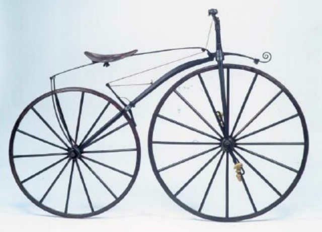 Velocipede or Boneshaker