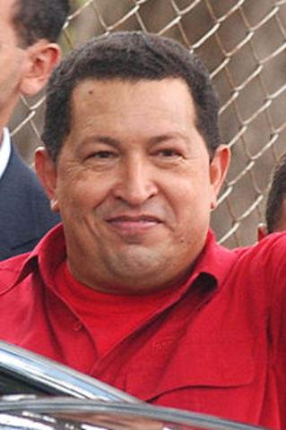 Venezuela Political Leader