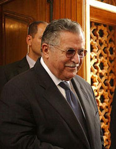Iraq Political Leader