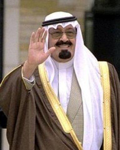 Saudi Arabia Political Leader