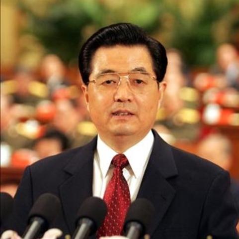 China Political Leader