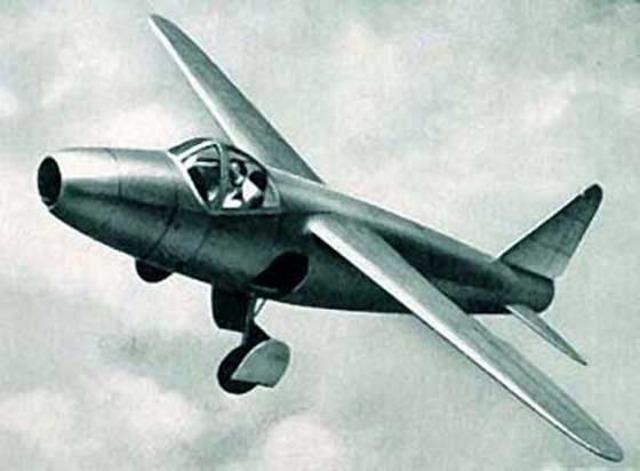 Heinkel HE178