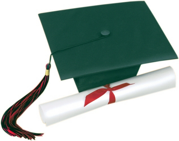Me gradue del colegio