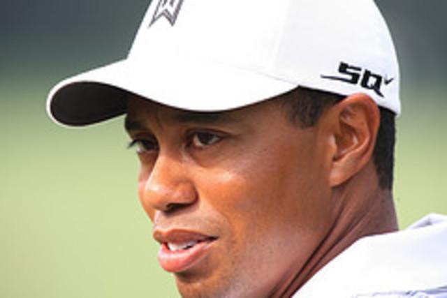 Tiger Woods, 5am
