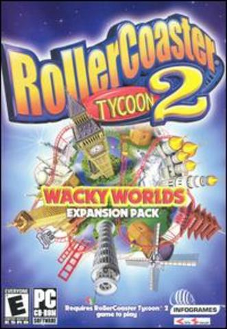 RCT2 Wacky Worlds Released