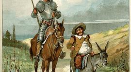 Momentos de Don Quijote de la Mancha timeline